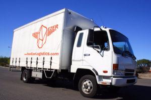 Camion 7,5 tone transport marfa